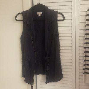 Navy blue Merona vest
